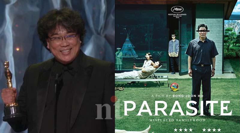 oscar awards 2020 surprising Parasite 4 awards