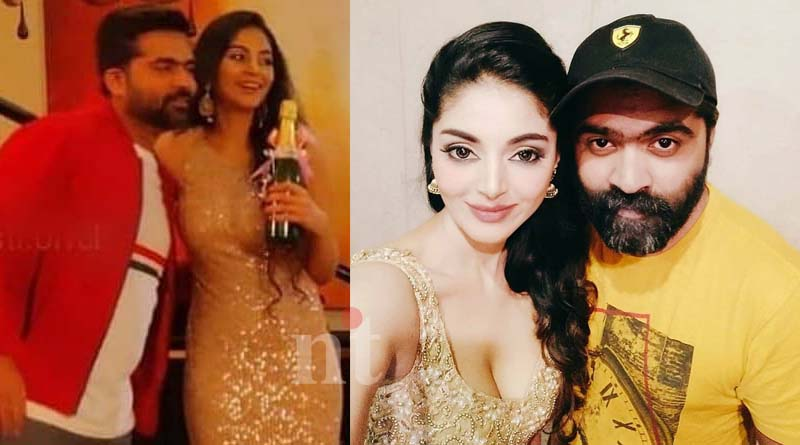 sanam shetty tharshan breakup simbu is the reason