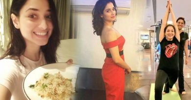 this is Tamanna Diet Secret