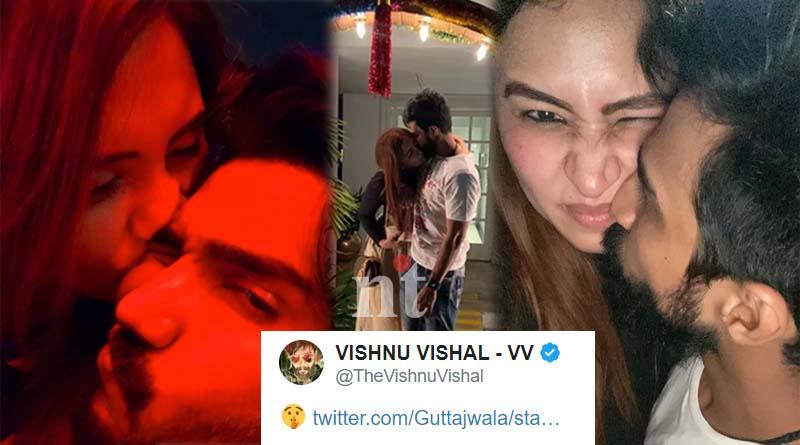 vishnu vishal in relationship with jwala gutta confirmed
