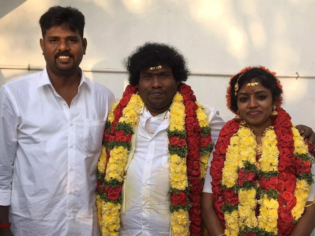 Yogi Babu Marriage