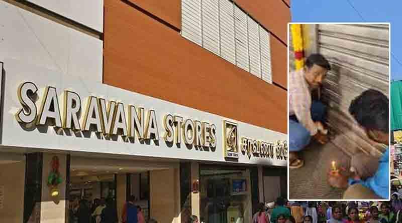 Corona-virus-saravana-store-seal-in-Chennai