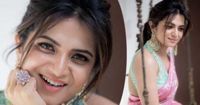 Dhivya-Dharshini-DD invites womens to Salt and Pepper look