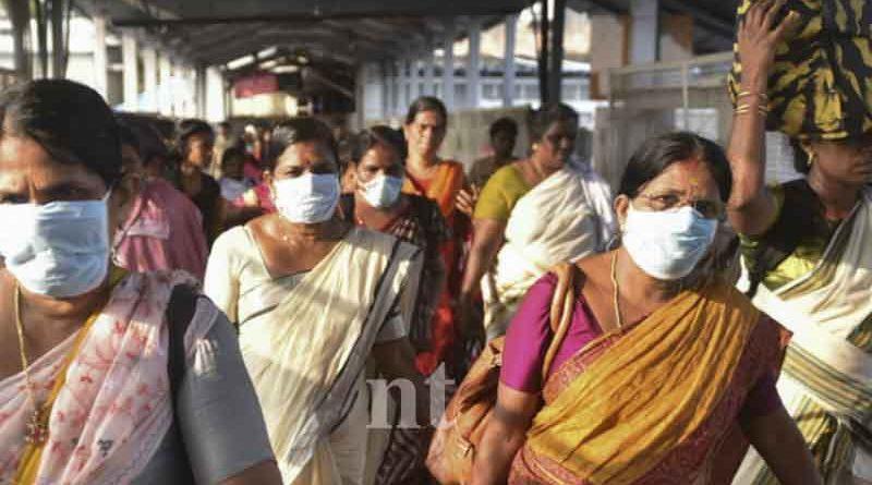 கொரோனாவால் பாதிக்கப்பட்டவர்கள் எண்ணிக்கை இந்தியாவில் 649 ஆக உயர்வு