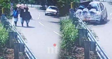 Kerala alapuzha car accident-students-8-injured