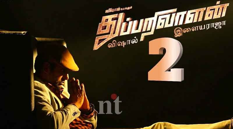 Vishal-direction-Thupparivaalan2 First Look From Today