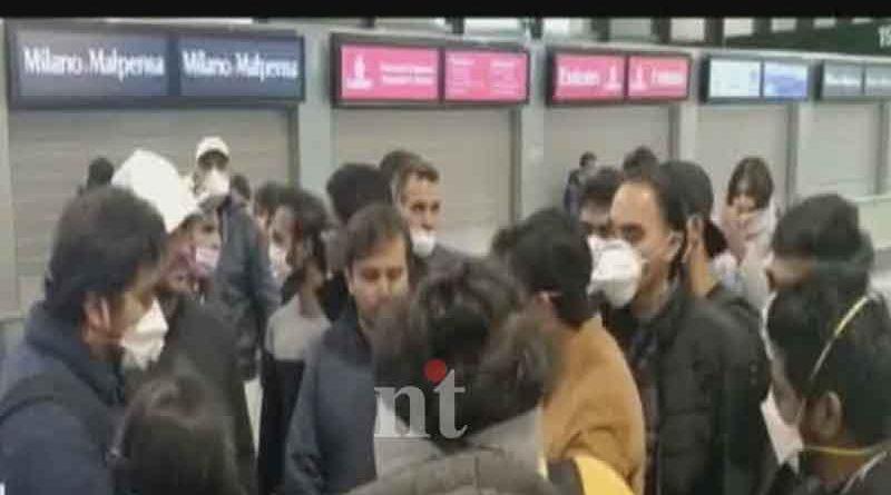 சென்னை வந்த 14 பேருக்கு கொரோனா வைரஸ் அறிகுறி