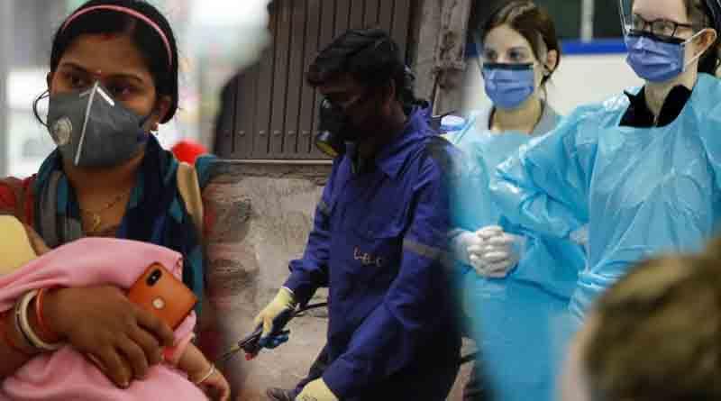 இந்தியாவில் 4,421 பேருக்கு கொரோனா: 114 பேர் பலி
