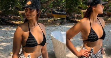 ileana bikini dress going viral