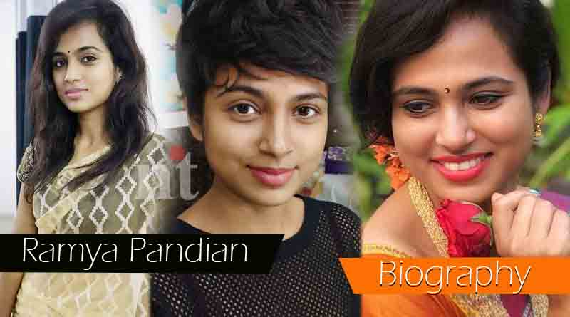 ramya-pandian-father-Biography