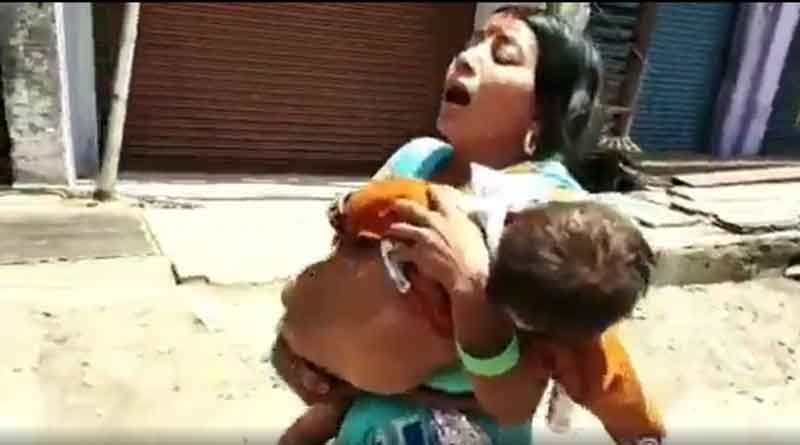 3 வயது குழந்தை ஆம்புலன்ஸ் கிடைக்காததால் இறந்தது - அதிர்ச்சி வீடியோ
