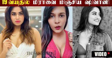 Shivani Narayanan sizzling photos