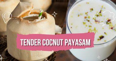 Illaneer Payasam Recipe
