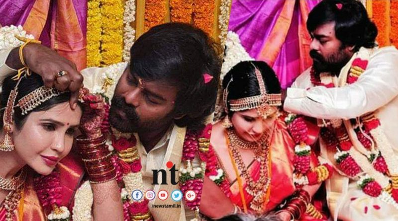RK Suresh confirms secret wedding