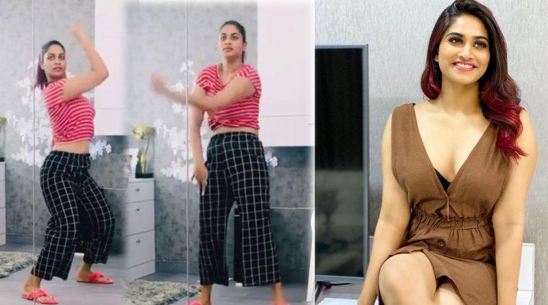 Shivani last dance video before Bigg Boss 4