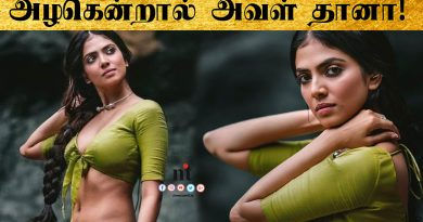 Actress Malavika Sizzling Photoshoot