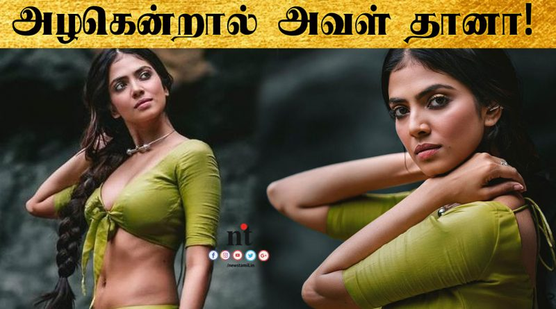 Actress Malavika Sizzling Photoshoot