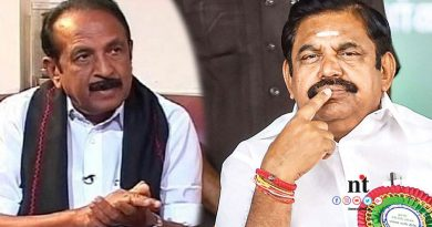 MDMK direct confrontation with AIADMK in 6 constituencies