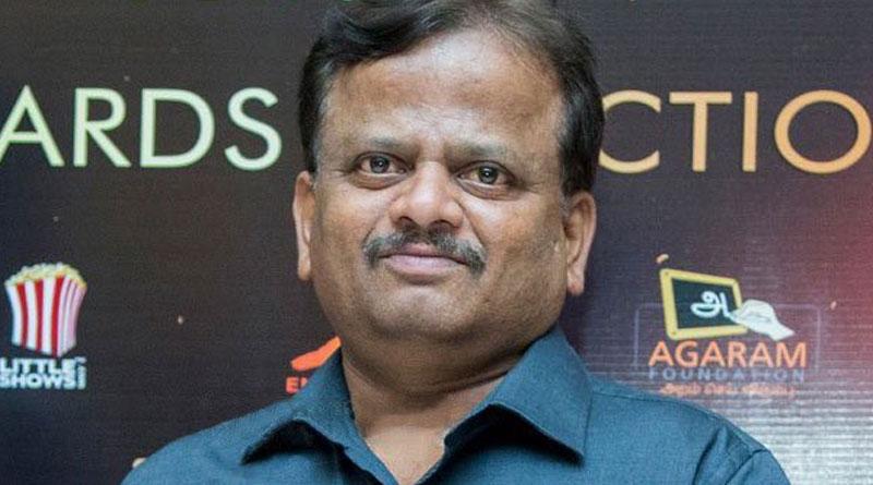 கே.வி.ஆனந்த் மாரடைப்பால் காலமானார்