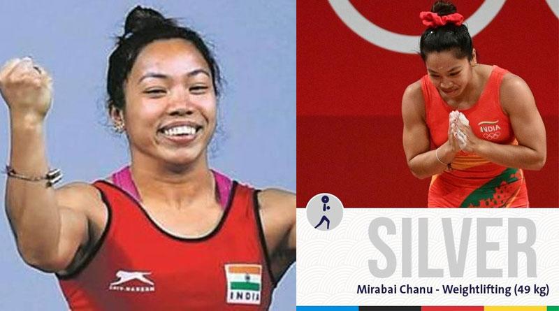 meerabai chanu silver medal